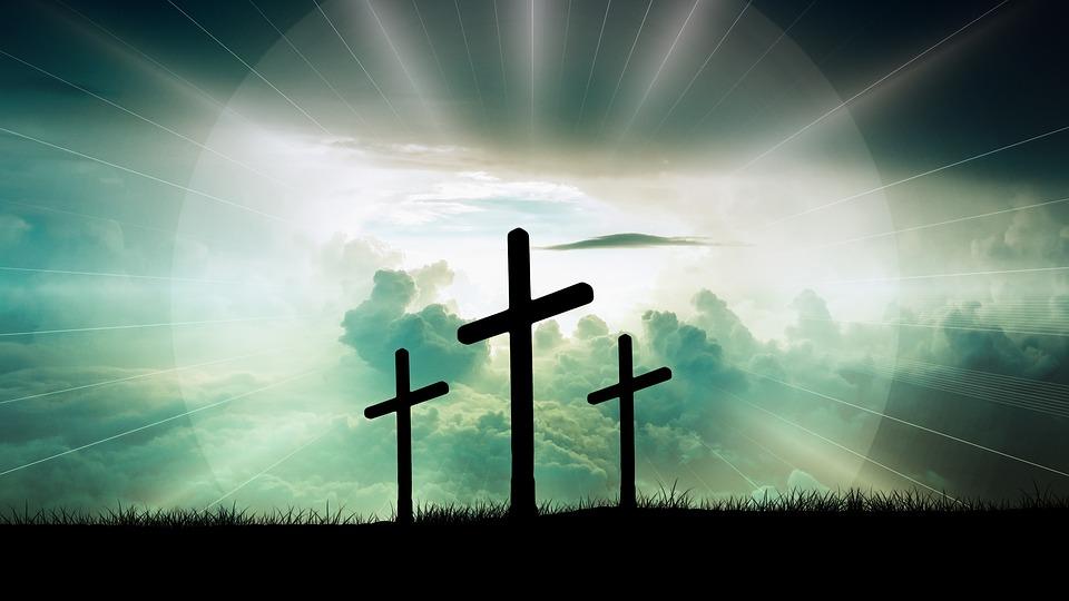 cross of christ faith hope love
