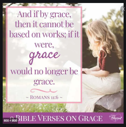 we all need a lot more grace