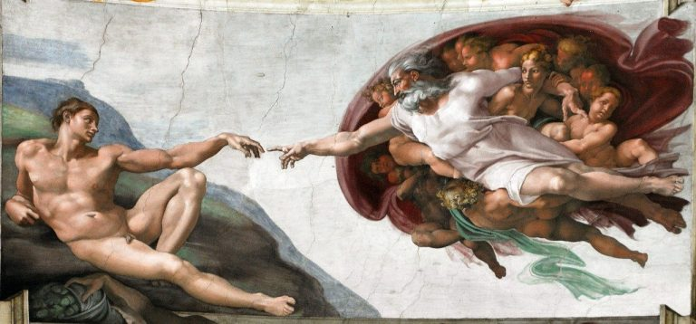 two stories of creation
