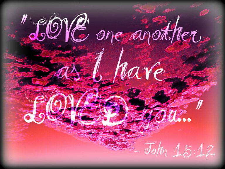 fairness or love one another