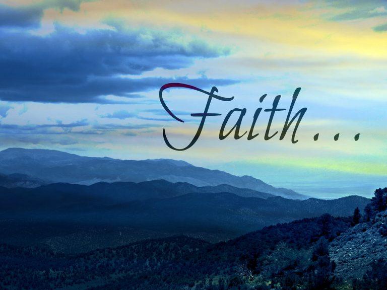 faith holy spirit and eternal life